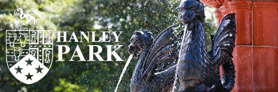 Hanley Park crest banner