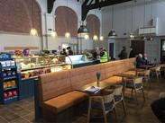 Hanley Park's new pavilion cafe
