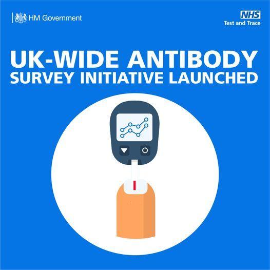 UK antibody survey announced