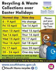 SH Easter Waste Advert