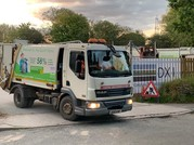 South Hams Recycling Vehicle