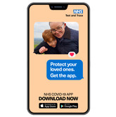 NHS APP Protect your loved ones