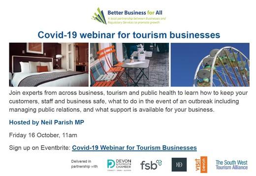 Tourism Webinar