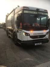 SH Waste Vehicle