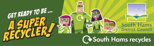 Are you ready to be a Super Recycler!