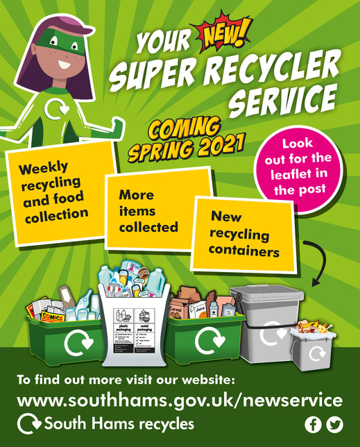 Your New Recycling Service
