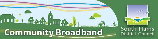 South Hams Community Broadband