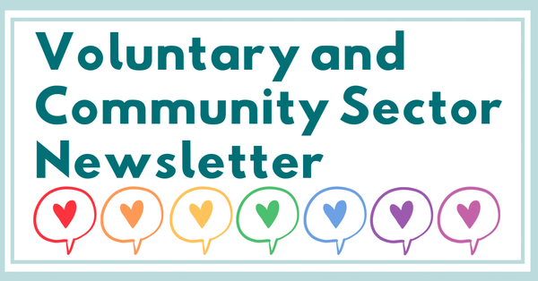 Voluntary and Community Sector Newsletter