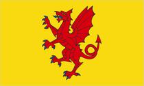 Somerset Flag