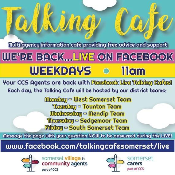 Talking Cafes CCS