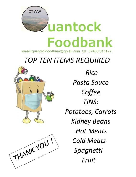 Quantock Foodbank