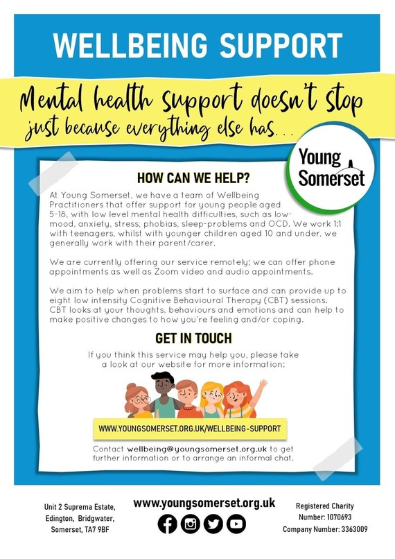 Young Support - Mental Health