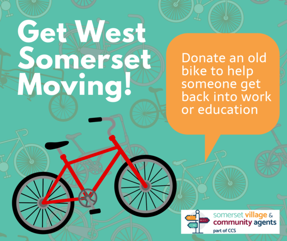Bike Donation for West Somerset