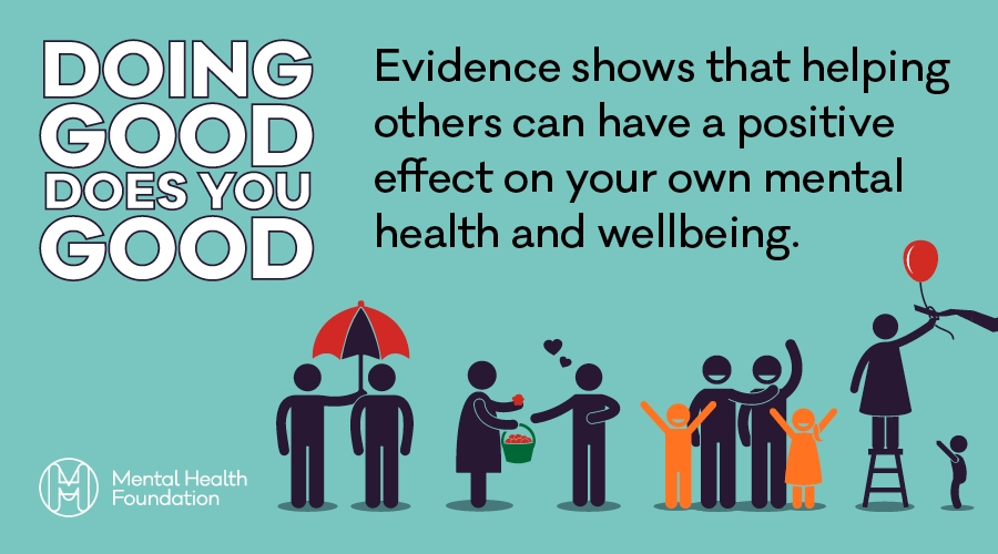 Mental Health Foundation kindness