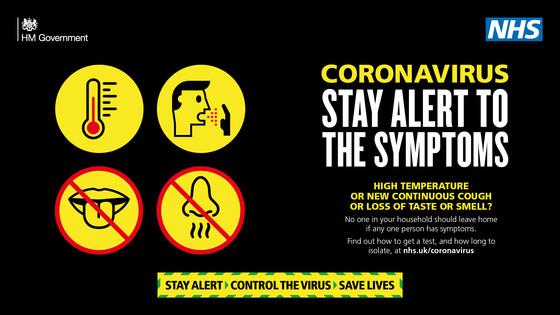 Stay alert symptoms
