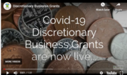 Discretionary grants