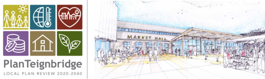 market and local plan
