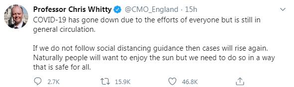 Whitty tweet
