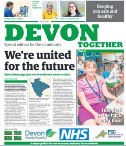 Devon newspaper