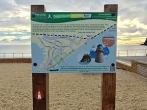 Teignbridge activity trail start