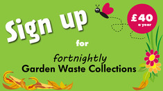 green waste collection