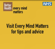 Better health  - every mind matters advice