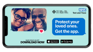 NHS get the app