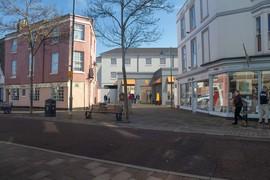 Artists impression of Brunswick Street development