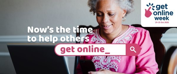 get on line help others
