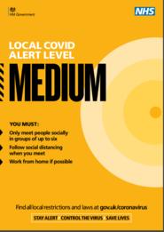 medium risk tier poster
