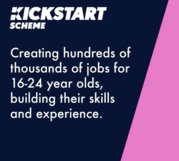Kickstart graphic