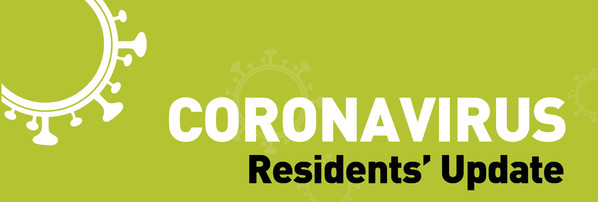 Residents Coronavirus Header