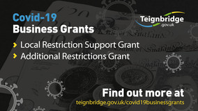 Covid-9 Business Grants - Local Restriction, Additional Restriction Grants