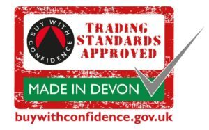 Made in Devon  logo