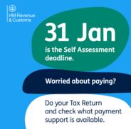 Inland revenue self assessment deadline
