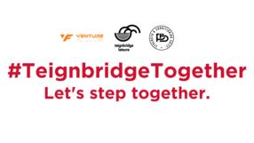 #TeignbridgeTogether logo