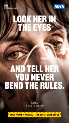 Look her in the eyes and tell her you never bend the rules