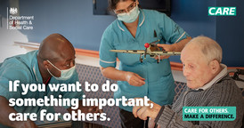 If you want to do something important care for others
