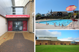 Images of Newton Abbot Leisure Centre, The Lido and Broadmeadow Sports Centre
