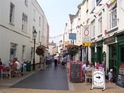 Teignmouth town centre