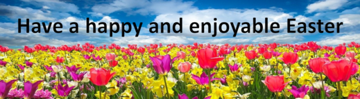Have a happy and enjoyable Easter