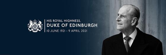 His Royal Highness Duke of Edinburgh 10 June 1921 - 9 April 2021.  Image of Prince Philip