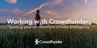 Crowdfunder climate emergency workshop