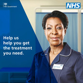 Help us help you get the treatment you need