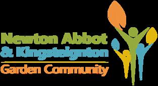 Newton Abbot and Kingsteignton garden community logo