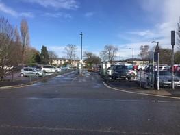 cricketfield parking barriers