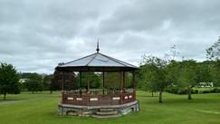Courtenay bandstand