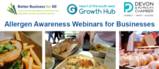 Allergen Awareness webinars for businesses poster image