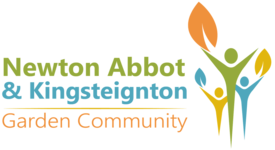 Garden community logo