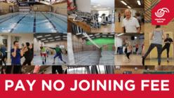 Teignbridge leisure pay no joining fee